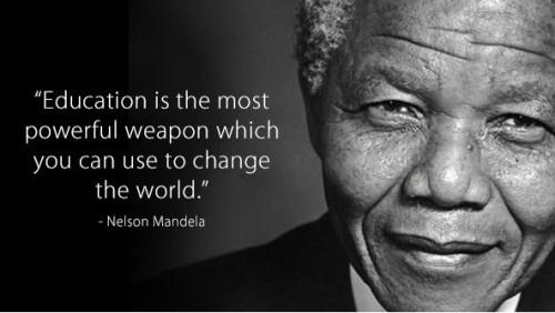 Frases De Nelson Mandela Smyth Academy Madrid