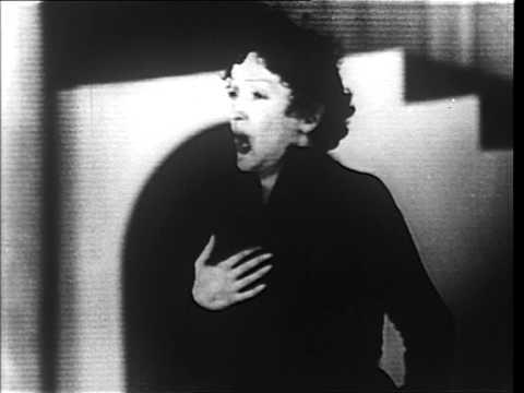 La gran Edith Piaf. Canciones en francés
