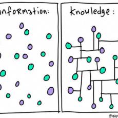 (Español) Knowledge vs information