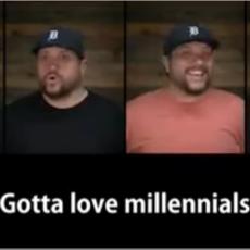 The Millennials song parody