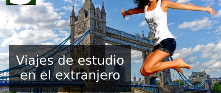 (Español) Viajes de estudio en el extranjero