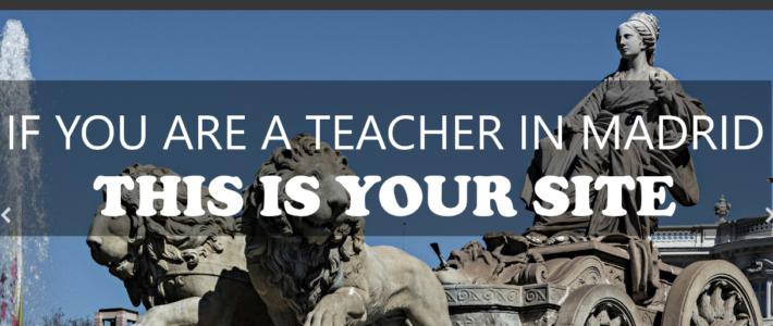 ¡Le damos la bienvenida a Teachers Madrid!