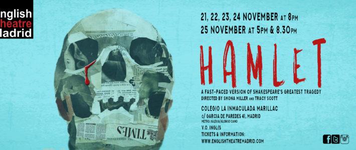 """Hamlet"", por English Theatre Madrid"