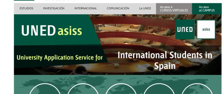 UNEDassis. Convalidación de títulos y estudios extranjeros al sistema español II.