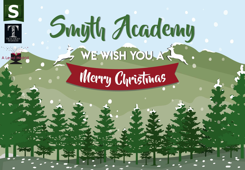 Feliz Navidad! Merry Christmas! - Smyth Academy Madrid