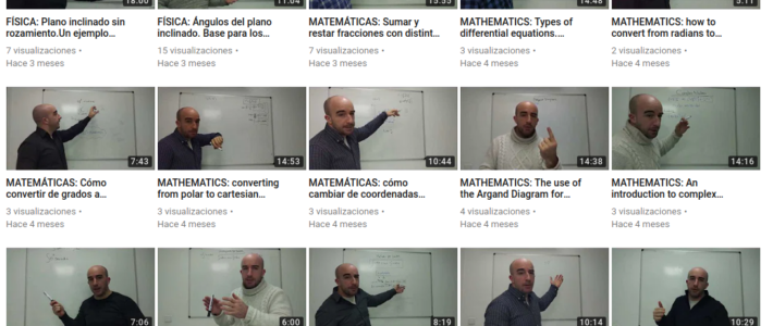 (Español) Tutor Online de Ciencias en Smyth Academy.