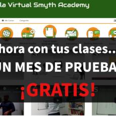 ¡Prueba gratis nuestra Aula Virtual en clases de refuerzo!