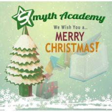 ¡Feliz Navidad de parte de todo el equipo de Smyth Academy!