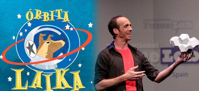 """""""Órbita Laika"""": vuelve a la televisión el programa de divulgación científica."""