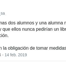 El plan de una profesora valenciana para animar a sus alumnos a leer.