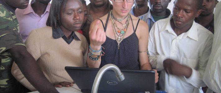 Mirjana Pović, la astrofísica premiada por fomentar a las niñas africanas a que sean científicas.