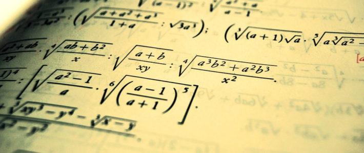 El boom de las matemáticas.