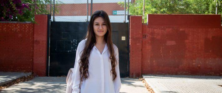 El mejor expediente de 4º ESO en Sevilla: una alumna refugiada que ha superado todas las expectativas.