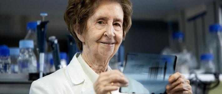 Margarita Salas, premio al Inventor Europeo 2019 con un histórico doblete.